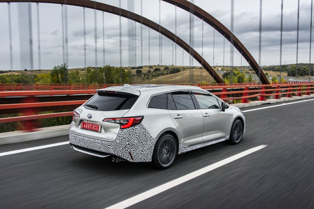 Alle Infos Zum Neuen Toyota Corolla Blick