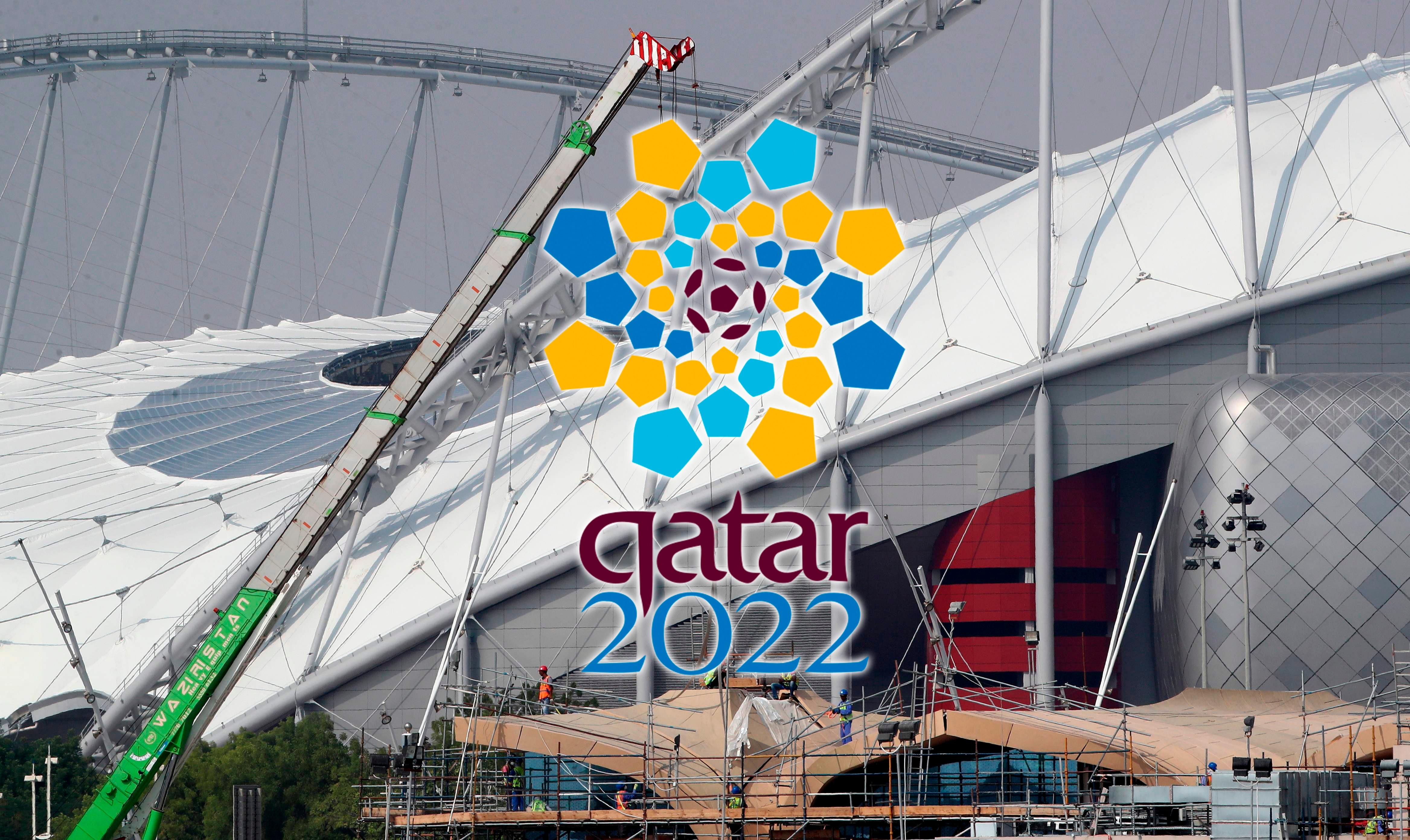 In Vier Jahren Gehts Los Die Fakten Zur Wm 2022 In Katar