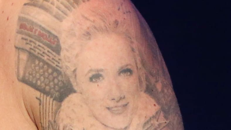Tattoo Silbereisen