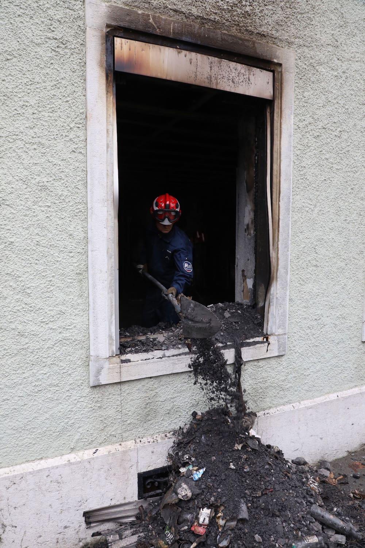 Ihre Tochter ist schuld: 7 Tote beim Brand in Solothurn