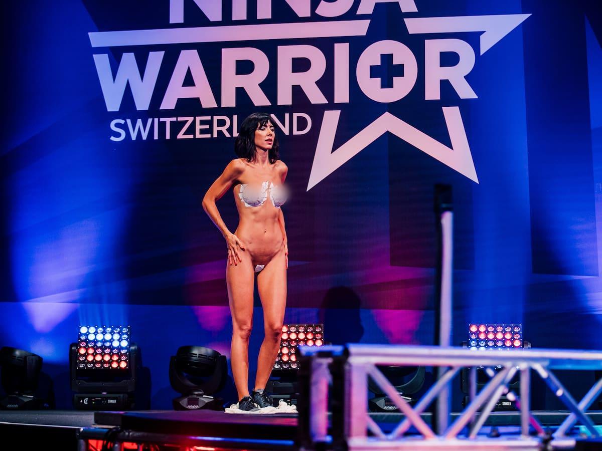 Warrior nackt ninja cam4 sex