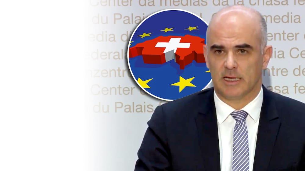 Bundesrat informiert zum Rahmenabkommen
