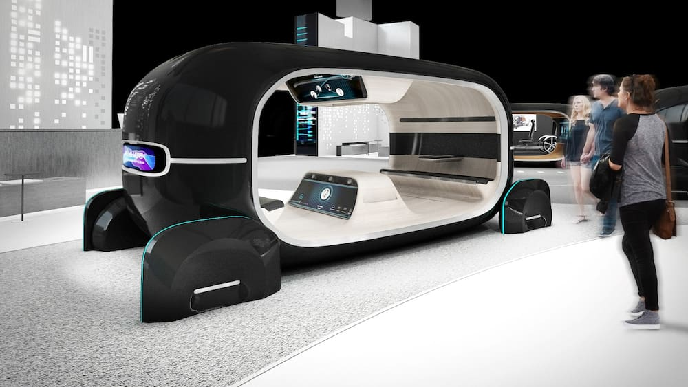 CES 2019: Kia stellt neuen Innenraum fürs Auto vor