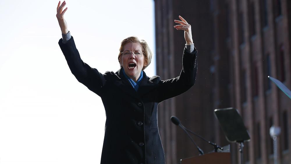 Elizabeth Warren bewirbt sich um Präsidentschaftskandidatur