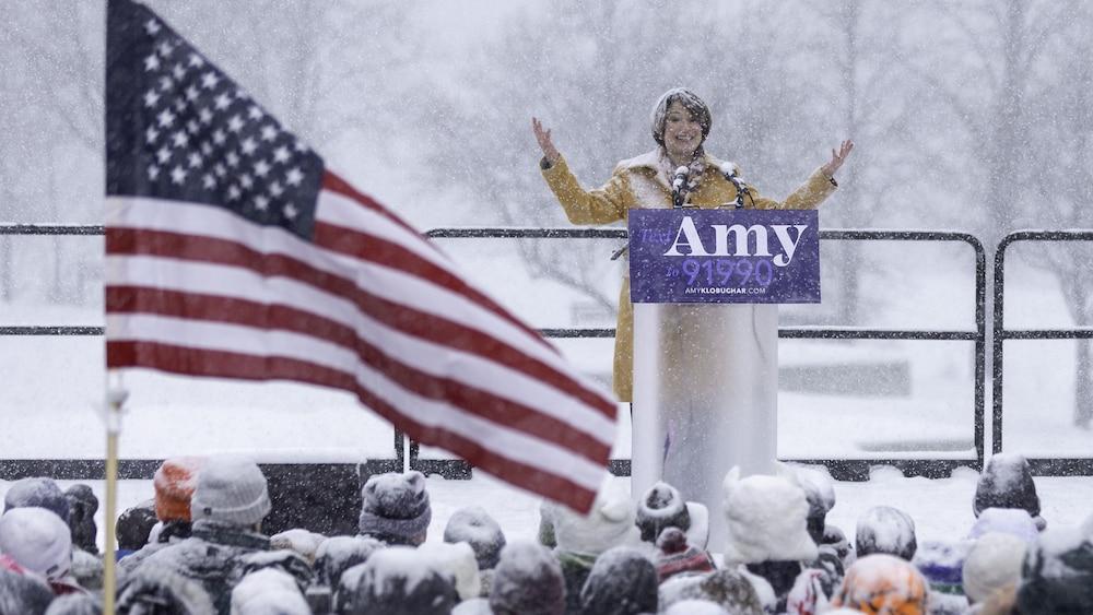 «Schweizerin» Amy Klobuchar kandidiert für US-Wahlen 2020