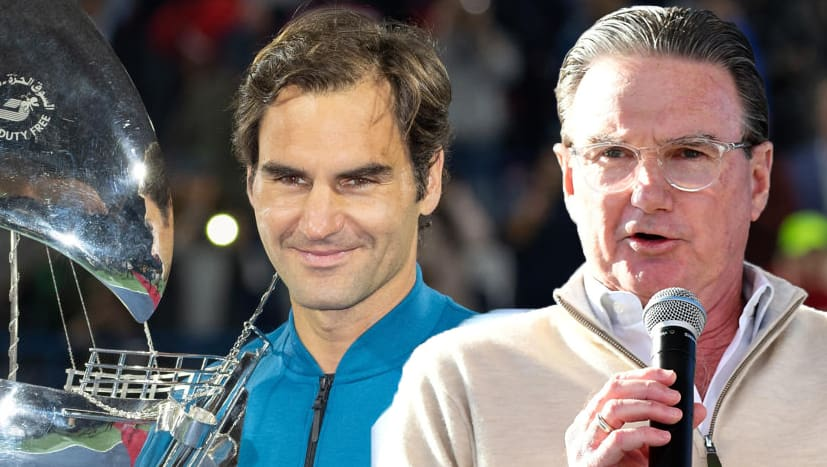 Connors congratulates Federer: «Welcome to the club!» – Braqq