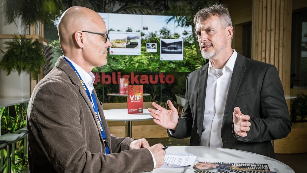 Interview mit KI-Professor Jürgen Schmidhuber