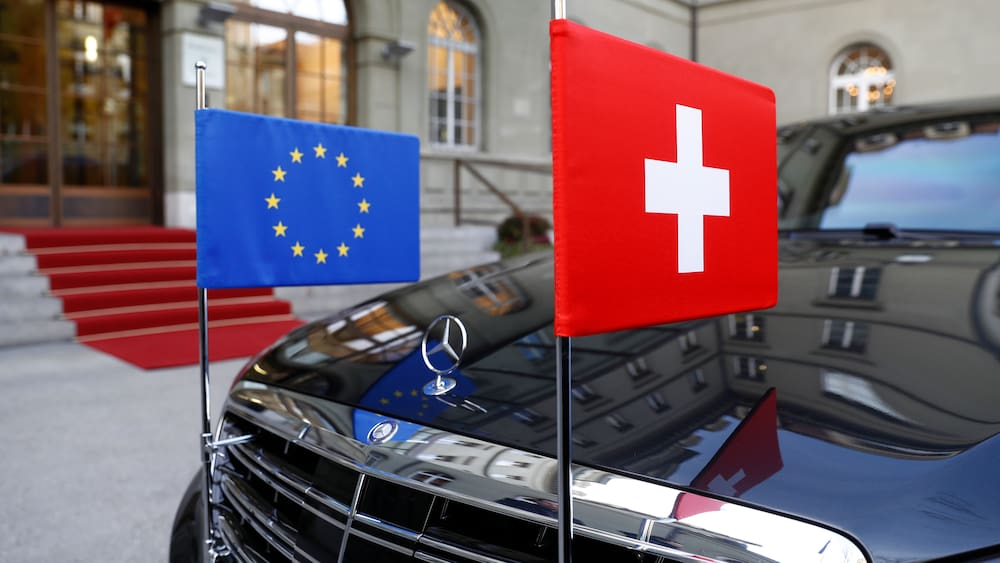 Corona verlängert den Stillstand beim EU-Rahmenabkommen - Blick