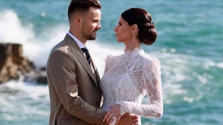 The Star Haris Seferovic Is Secretly Married