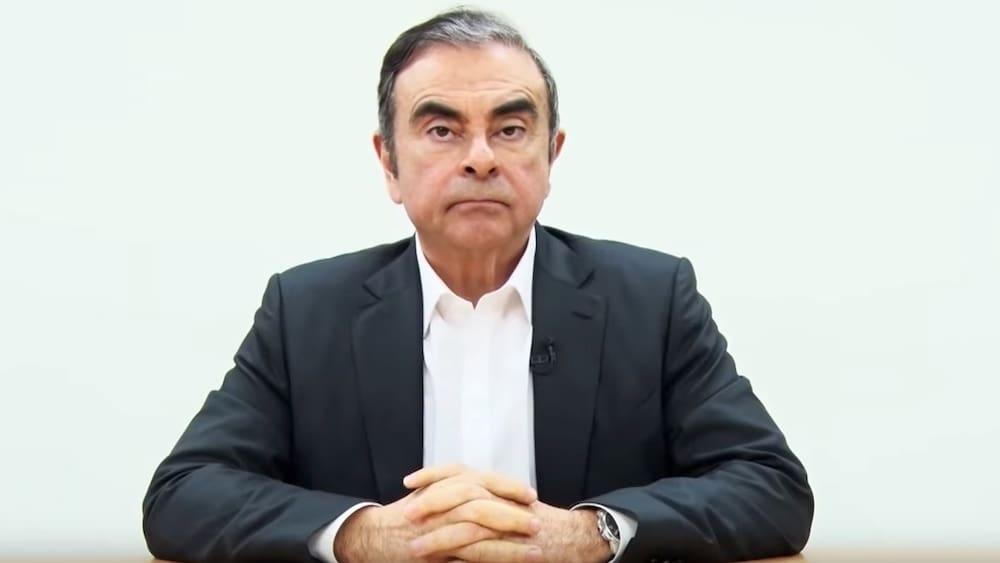 Video aus dem Knast: Carlos Ghosn wittert Verschwörung