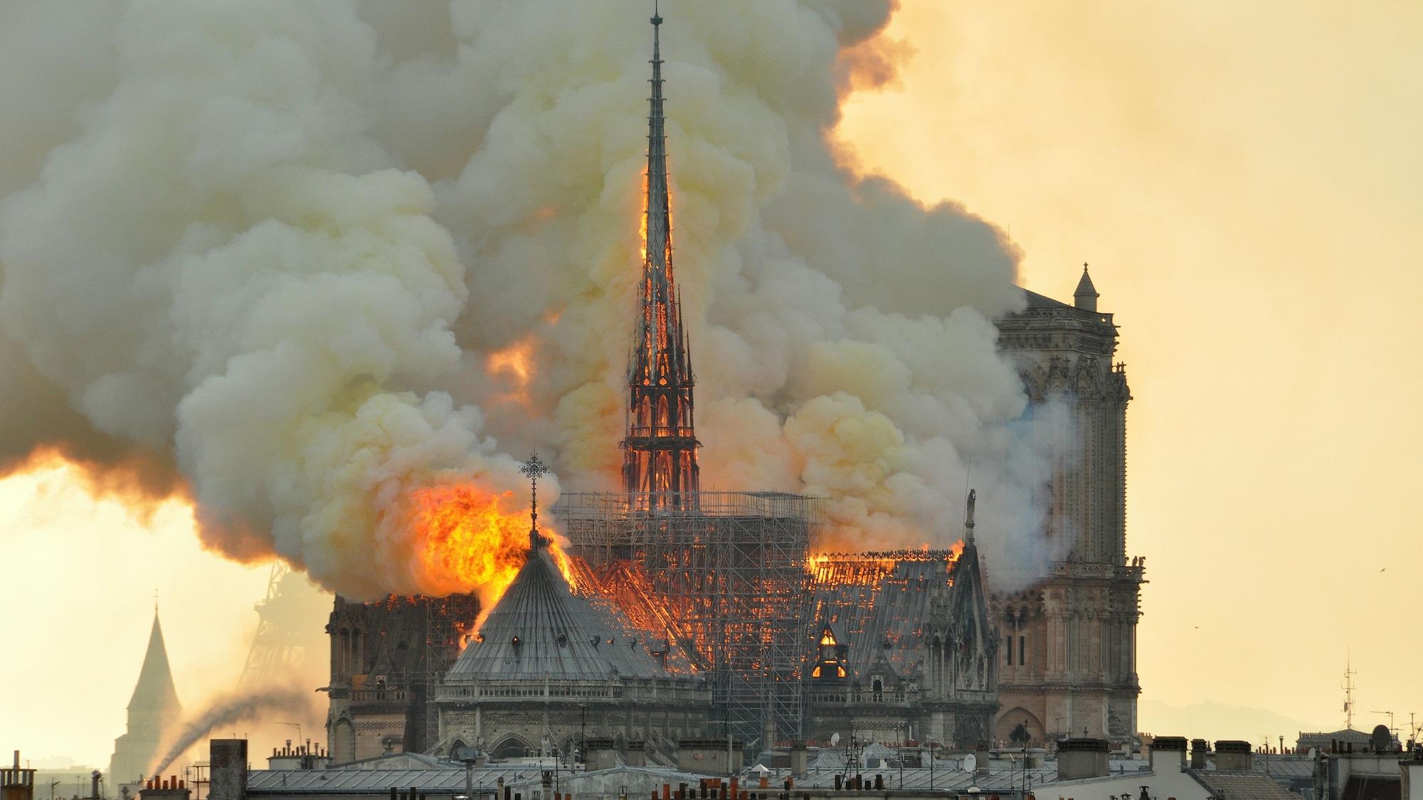 Rückblick auf die Tragödie: Das war der Brand der Notre Dame