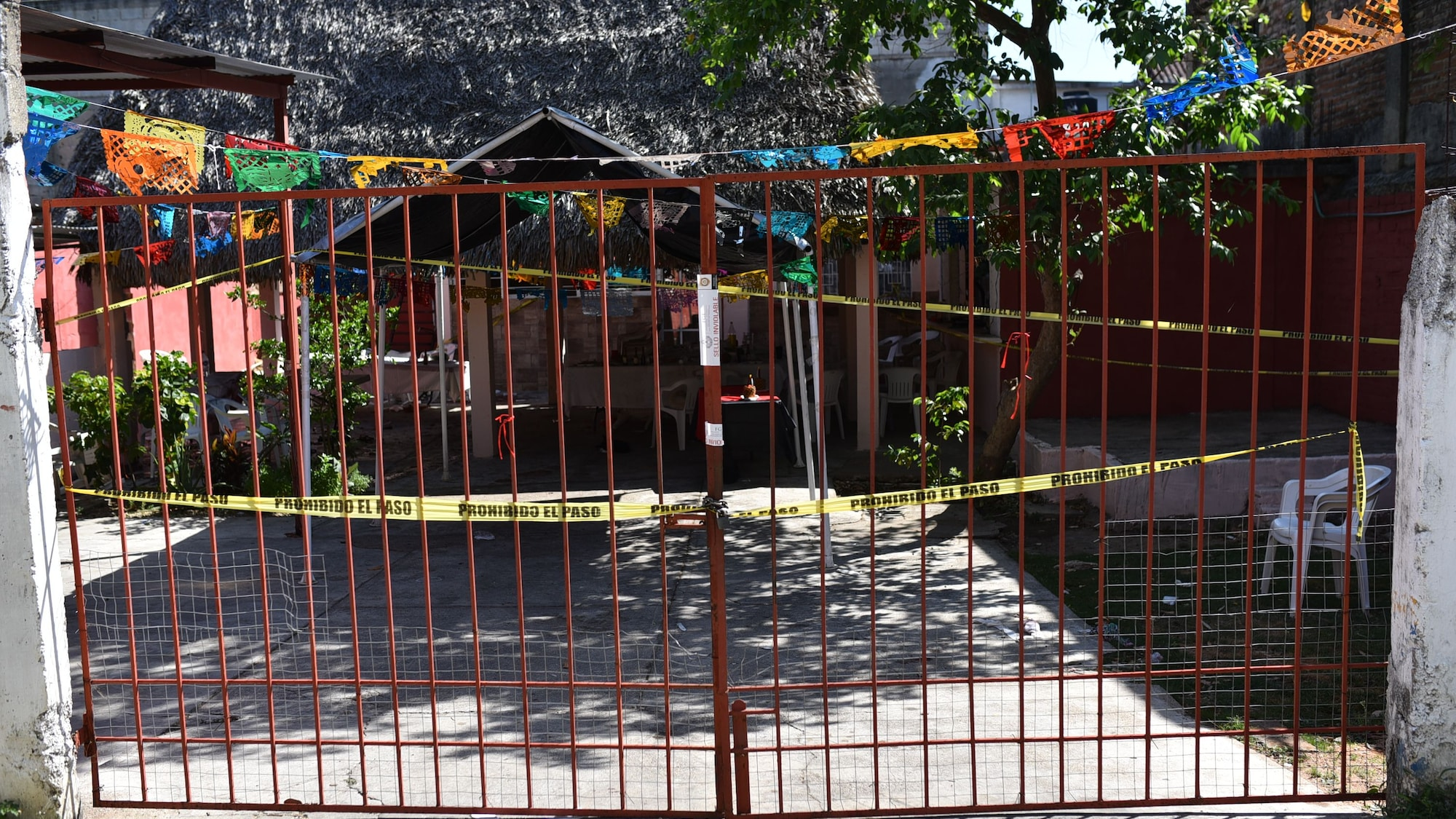 Attentat in Mexiko: 14 Menschen an Kindergeburtstag erschossen