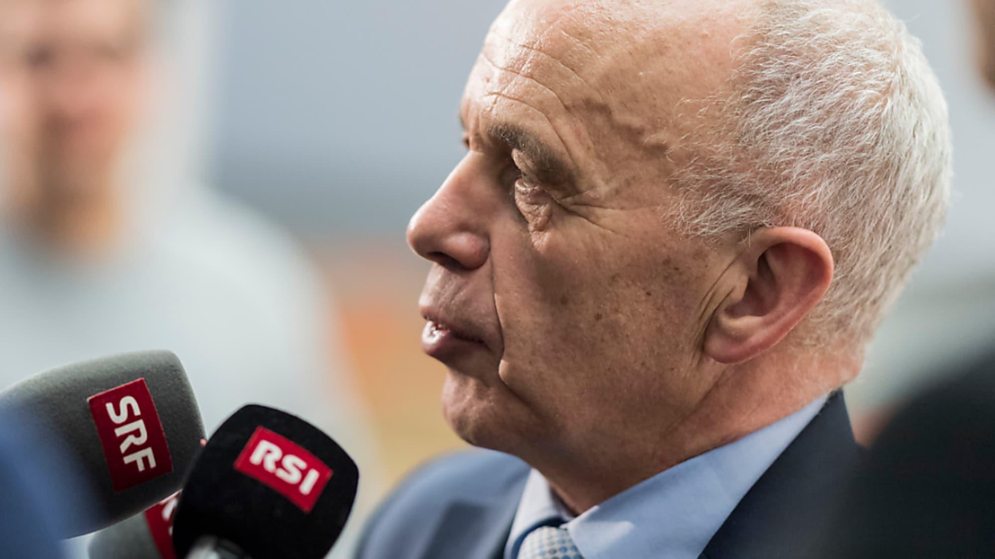 Medien: Bundespräsident Maurer kritisiert Medien: «Gibt keine Tiefe mehr»
