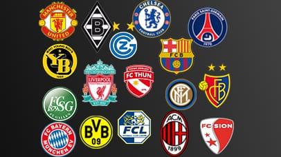 FuГџball Logos International