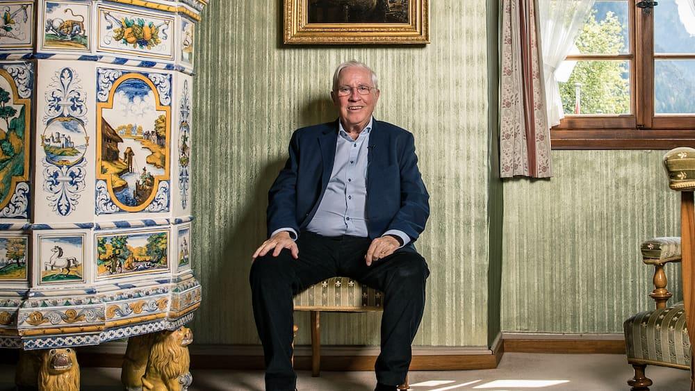Christoph Blocher entfacht Debatte um Bundesrats-Rente neu - Blick