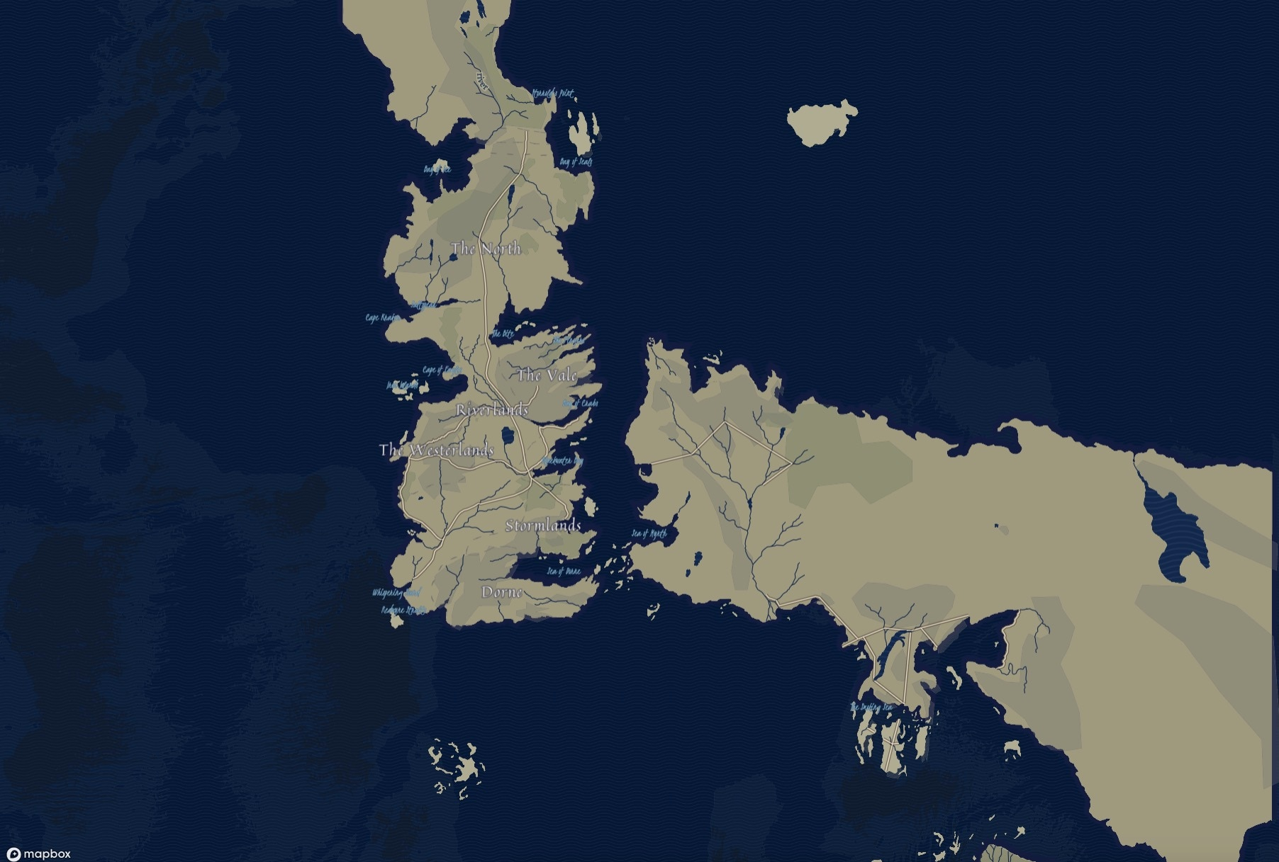 Westeros Karte Interaktiv.Game Of Thrones Das Grosse Geographie Quiz Blick