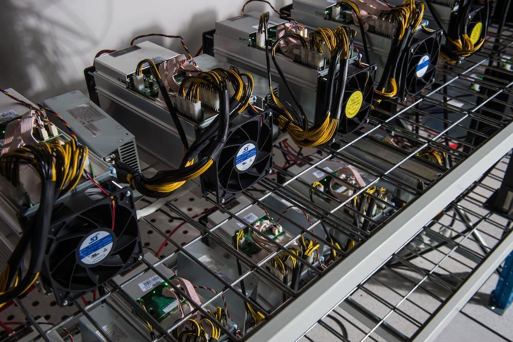 Mining Geräte für Kryto Währung