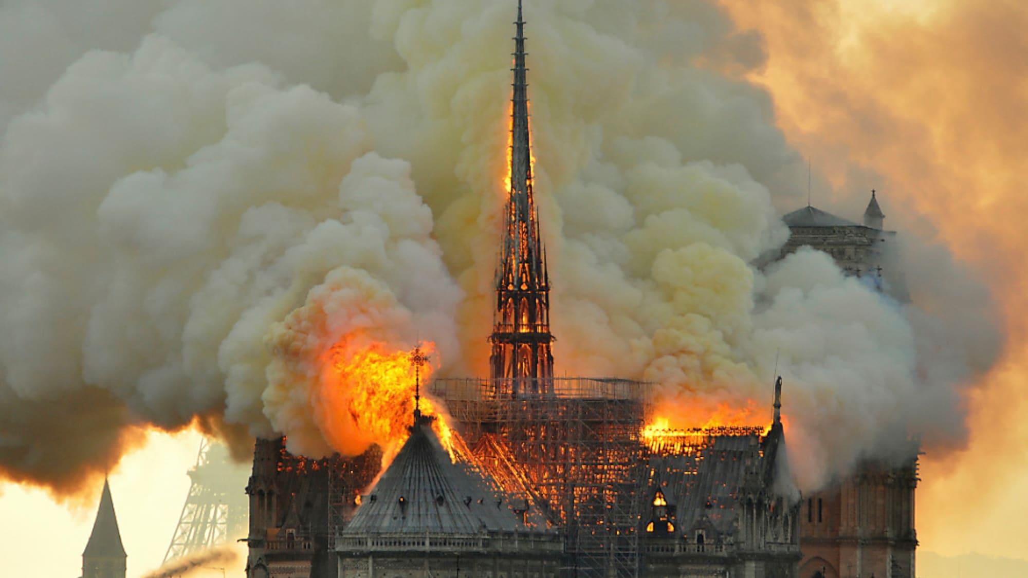 Frankreich: Frankreichs Nationalversammlung für raschen Notre-Dame-Wiederaufbau