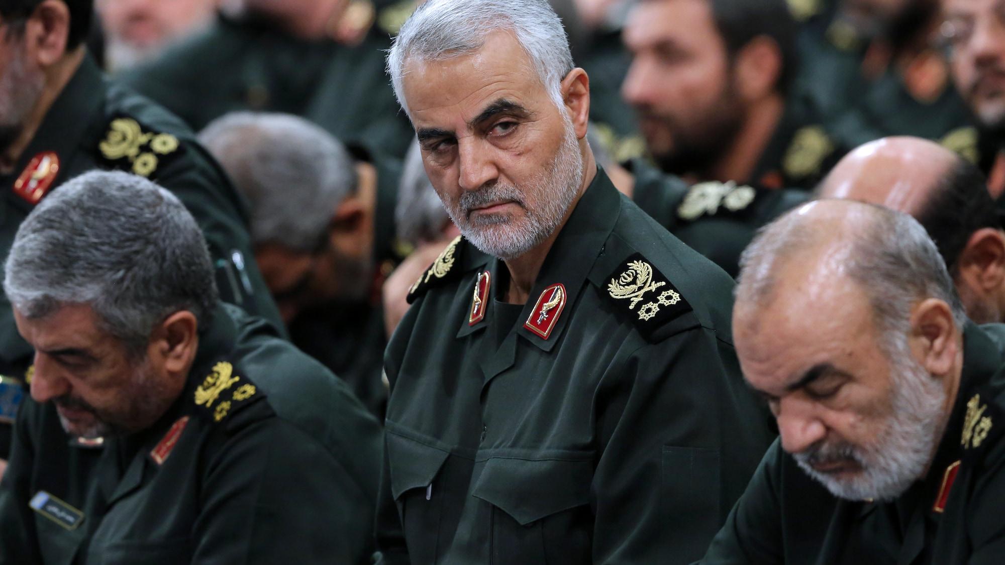 Generalmajor Kassim vs. Sicherheitsberater Bolton: Ueli Maurer und die gefährlichsten Männer der Welt