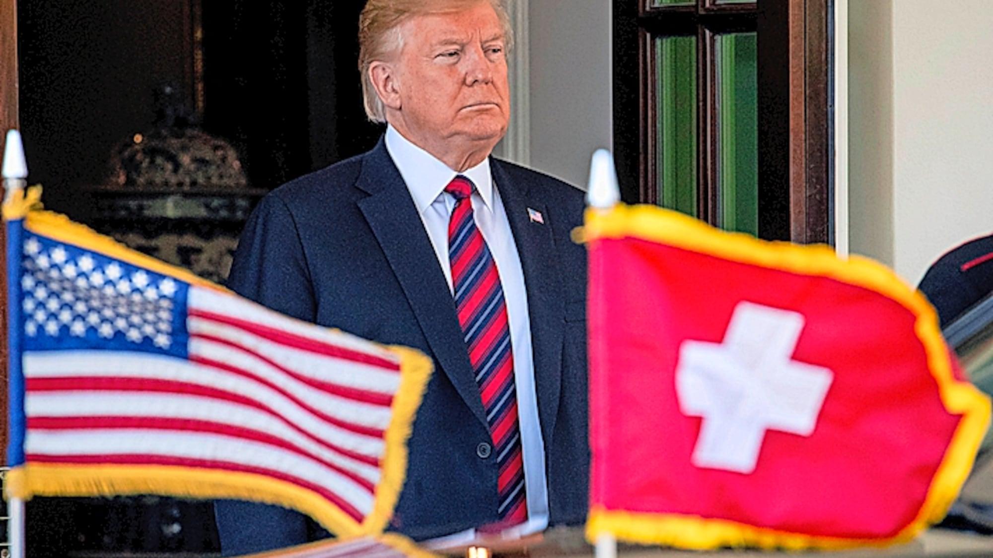 Darum war Ueli Maurer wirklich bei Donald Trump: Schweiz soll US-Bürger schützen