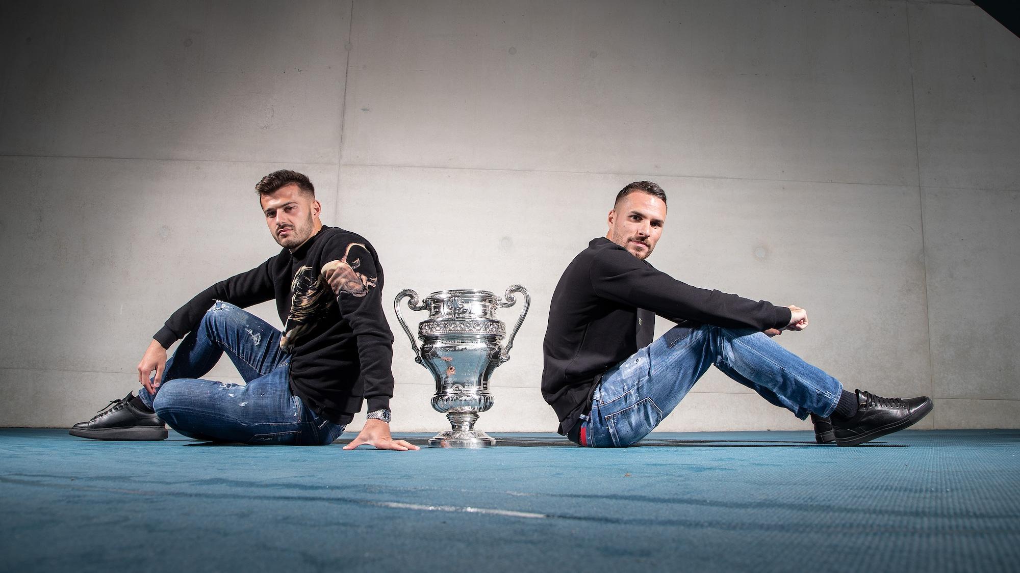 Ajeti und Sorgic heiss auf Cup-Final: «Der Kunstrasen ist unser Vorteil»