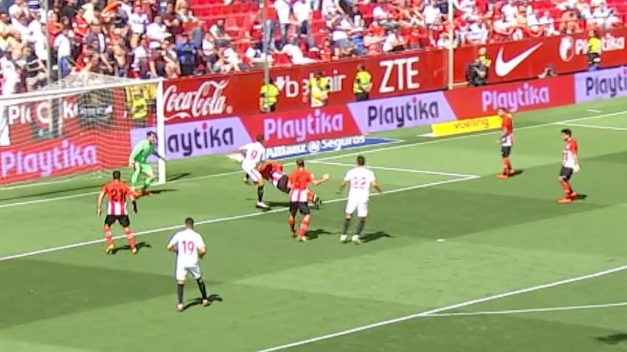 2:0-Sieg gegen Bilbao: Hier bringt Ben Yedder Sevilla in Front