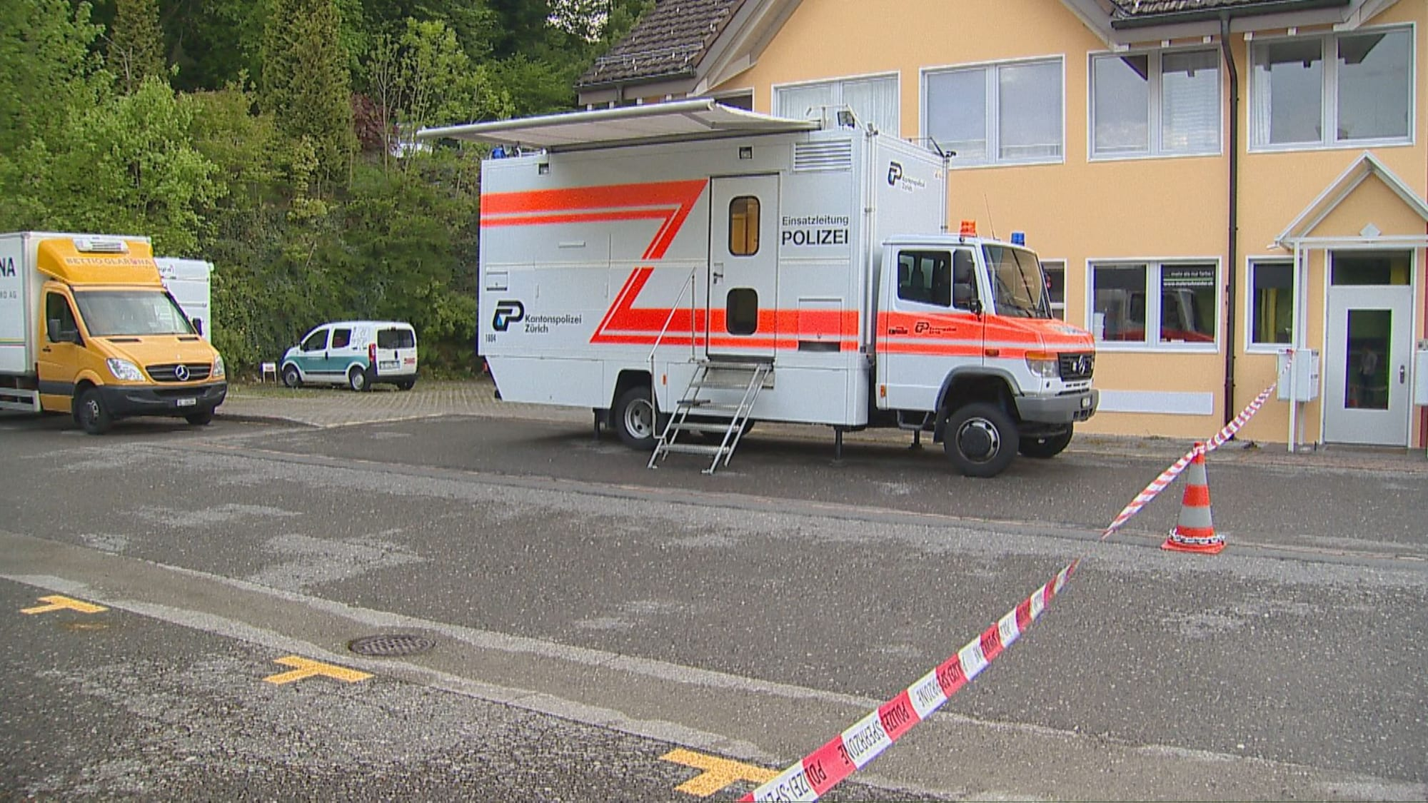 Drei Verletzte in Wädenswil ZH: Buben experimentierten mit Brandbeschleuniger
