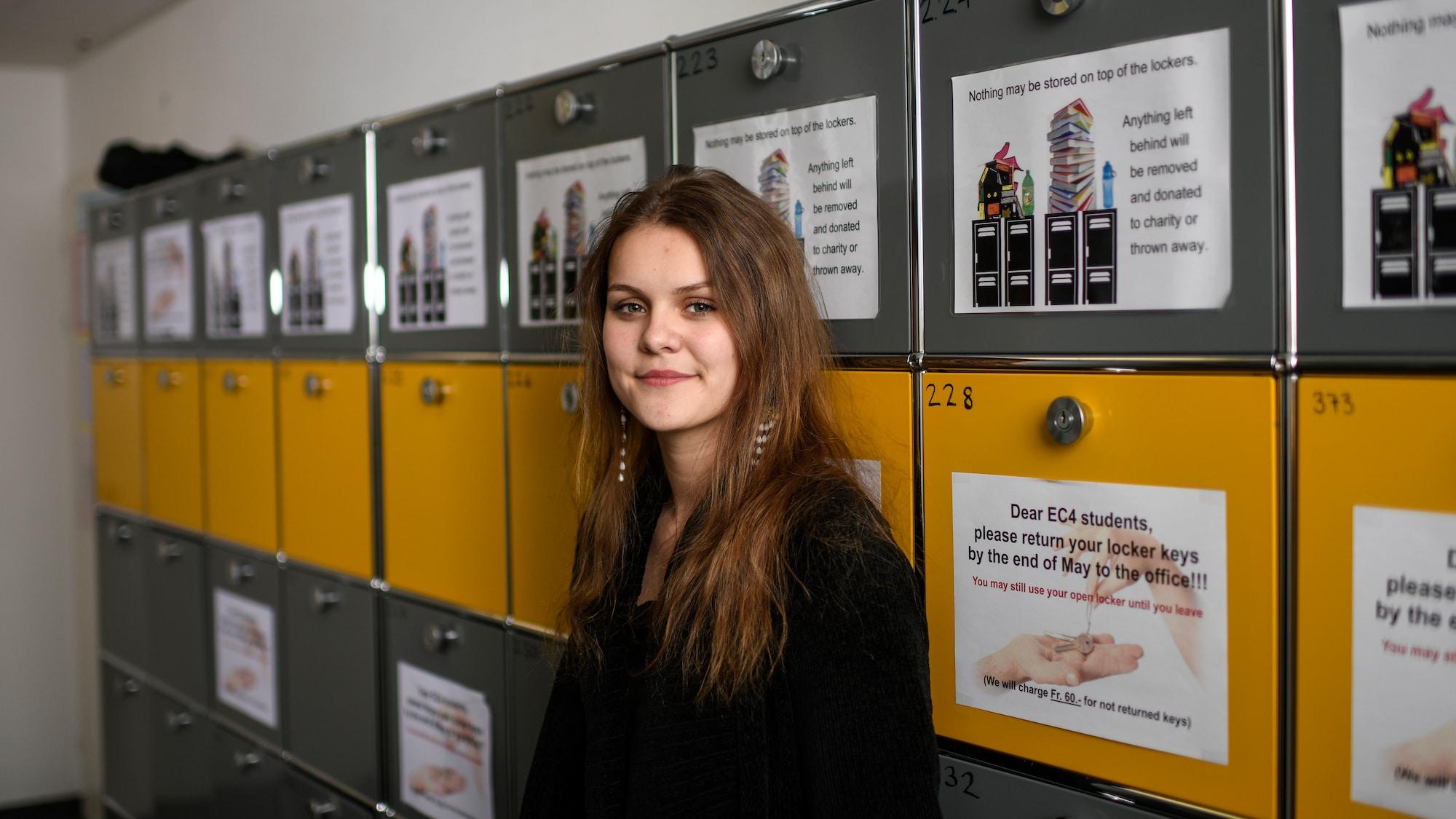 Sophie Bellefeuille (19) wechselte an englische Privatschule in Zürich: Für 120'000 Franken Elite-Uni statt Sek B