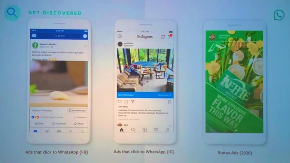 Das Neue Whatsapp Mit Werbung Ab 2020