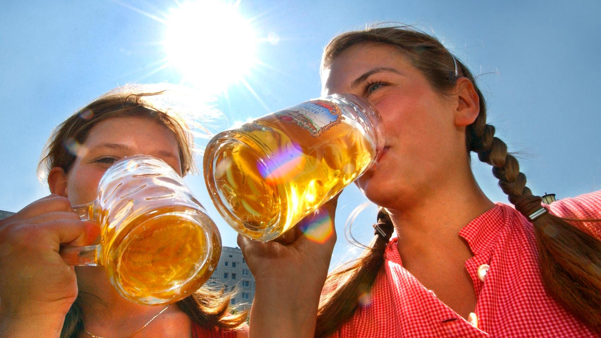 Folgen des Klimawandels: Wird auch das Bier knapp?