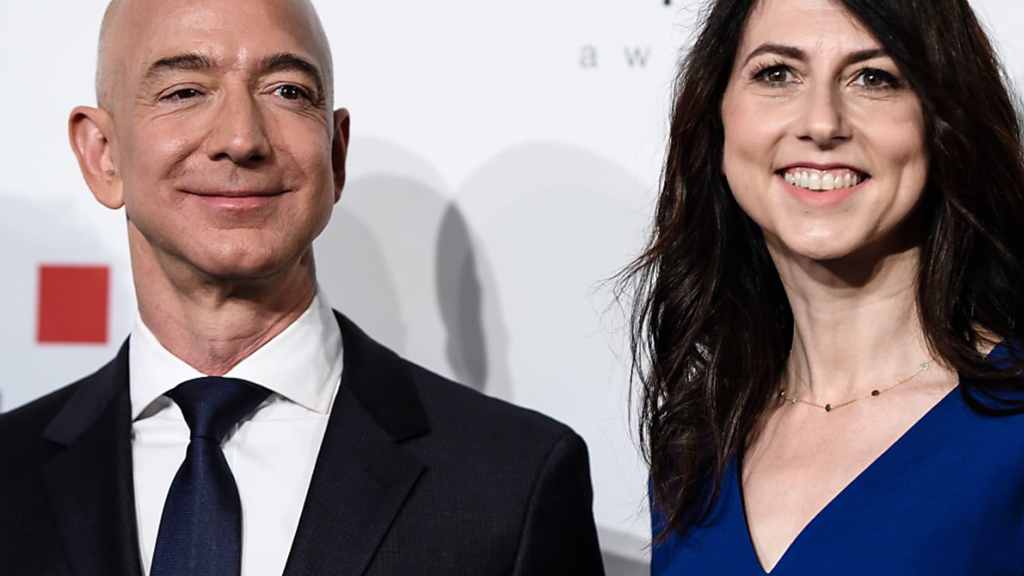 Vermischtes: Amazon-Chef Bezos zahlt 80 Millionen Dollar für neue Bleibe