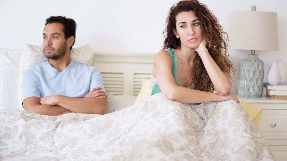 Folgen sexentzug psychische Welche psychischen