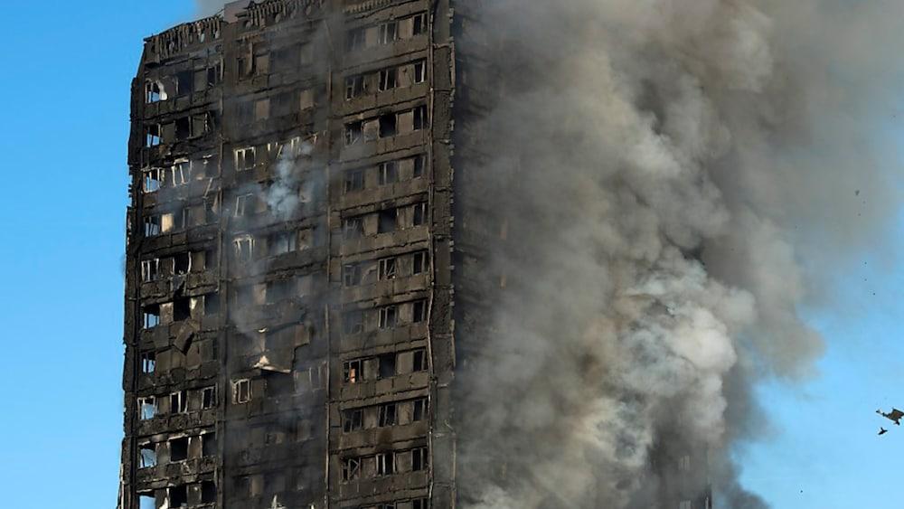 Grossbritannien: Zivilklage in den USA wegen Brand im Londoner Grenfell Tower