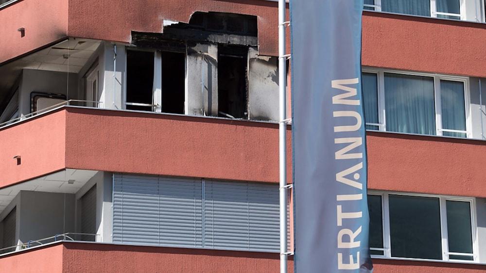 Brand: Frau bei Feuer in Tessiner Alterszentrum lebensgefährlich verletzt