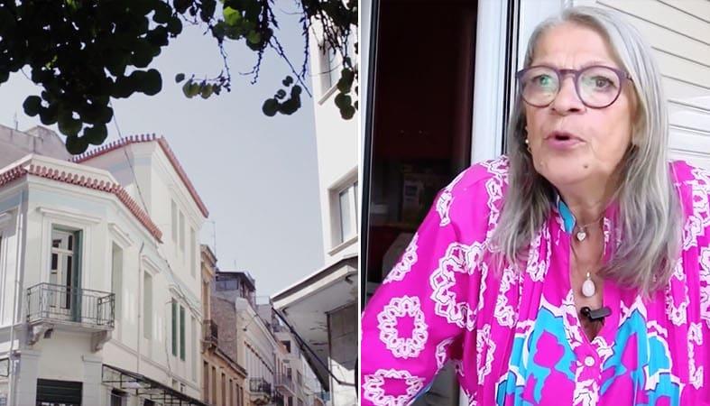 Wegen Airbnb bekommen Griechenlands Mieter die Kündigung