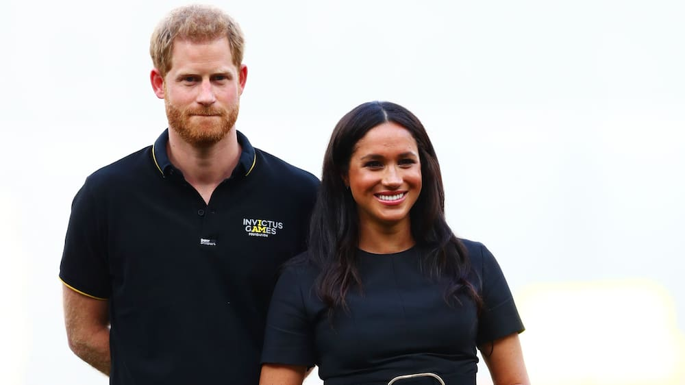 Meghan Und Harry Machen Royal Fans Sauer Archies Taufe
