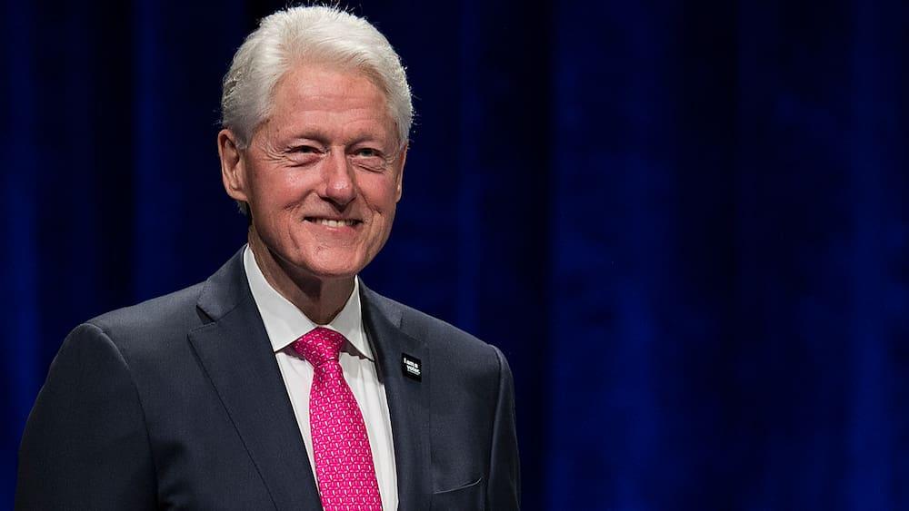 Fall Epstein: Ex-Präsident Clinton flog in Lolita Express mit
