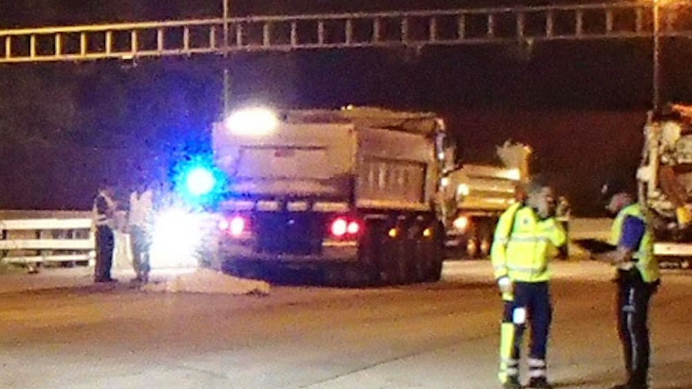 Al Baregg: construction worker in the fatal accident A1 – sclate