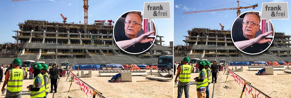 Frank A. Meyer über die Fussball-WM in Katar
