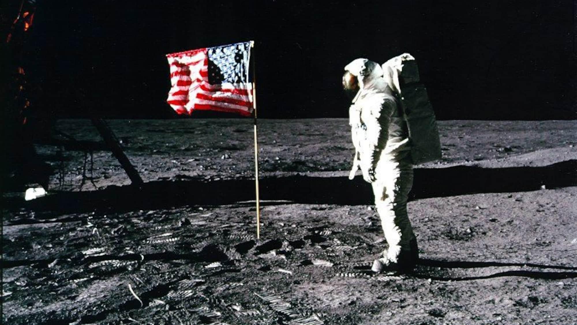 So lief die Mission ab: Tagebuch der Mondlandung