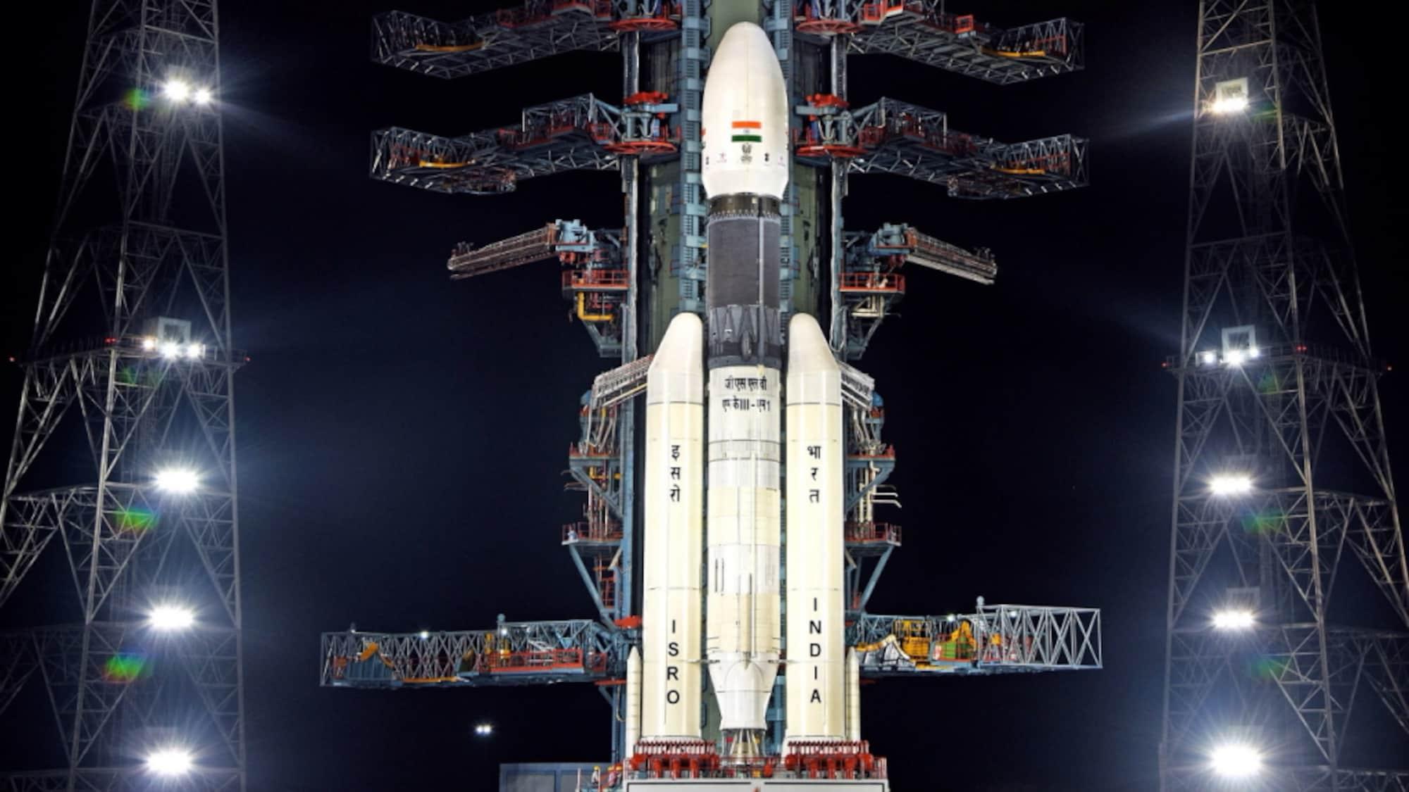Chandrayaan-2: Vermutlich war Leck Grund für Abbruch von indischer Mondmission
