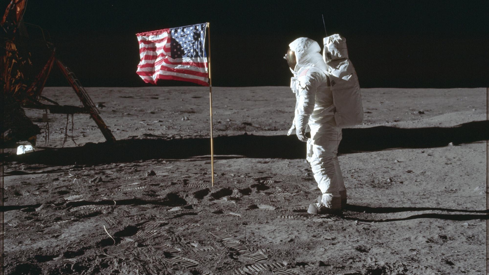 Forschung seit Mondlandung vor 50 Jahren: Mondwasser, Beben, Staub - was die Astronauten der «Apollo 11»-Mission nicht wussten