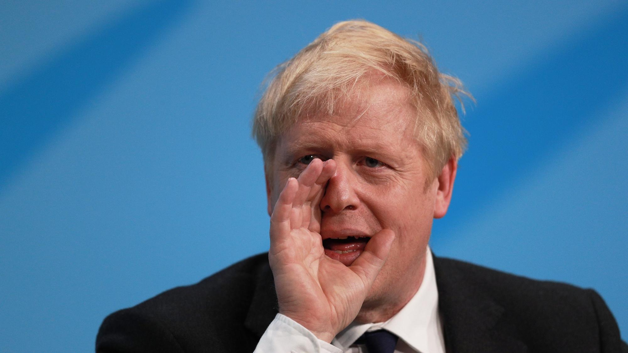 Vor Einzug in die Downing Street: Boris, der «König der Welt»