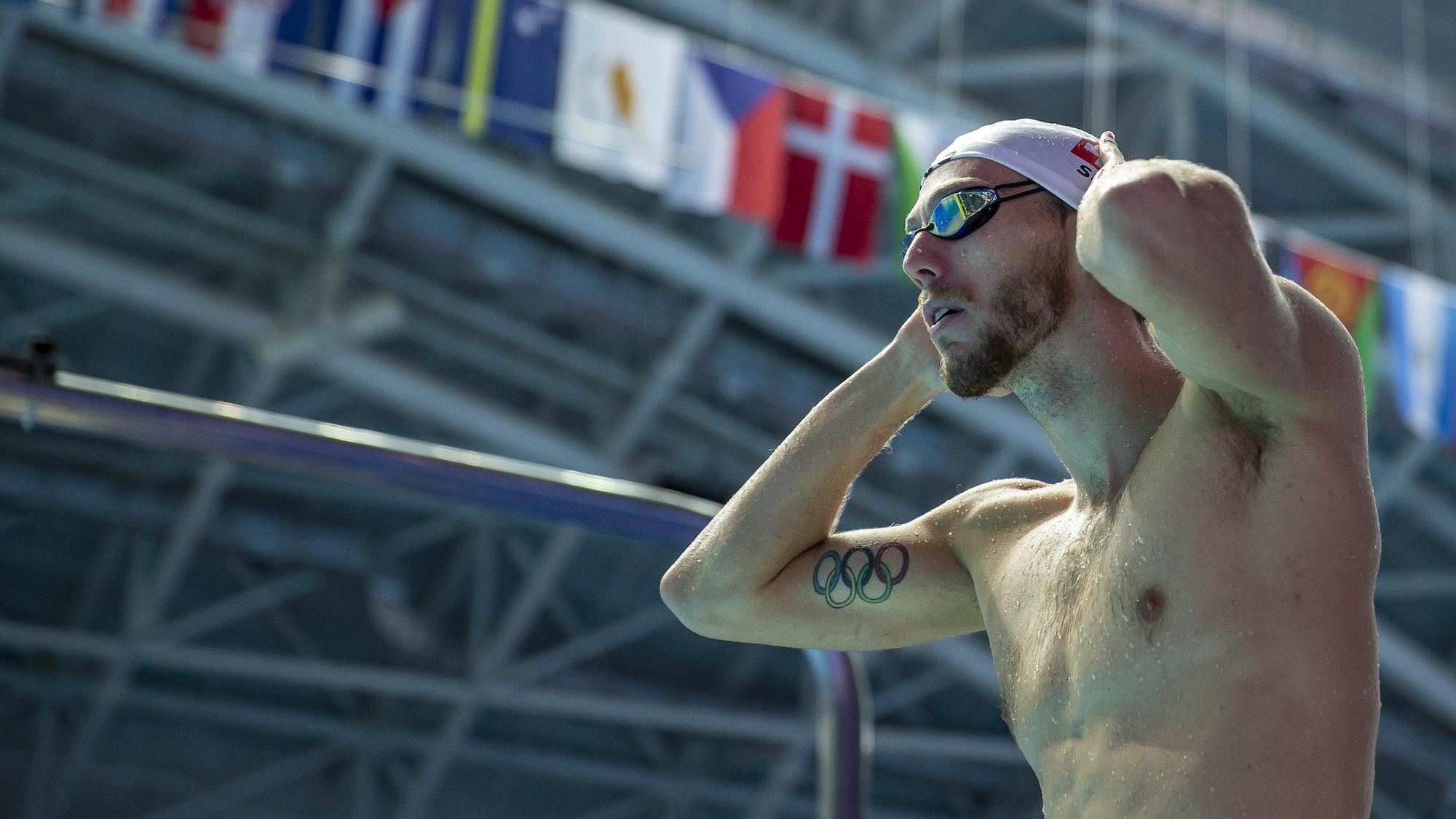 An Schwimm-WM in Südkorea: Desplanches will 1. Schweizer Medaille seit 12 Jahren