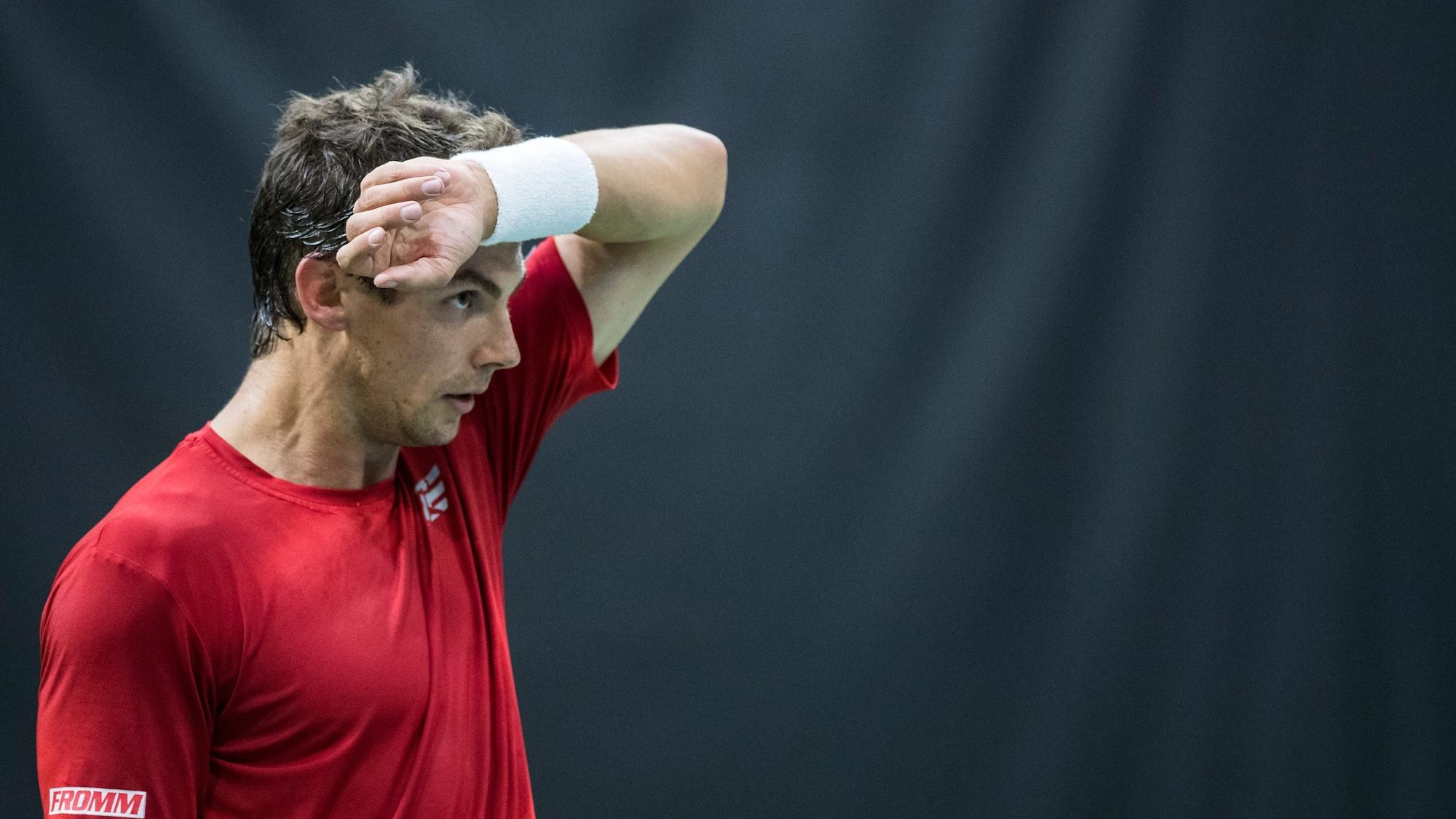 Laaksonens Top-100-Knacknuss: «Tennis ist für mich immer noch ein Überlebenskampf»