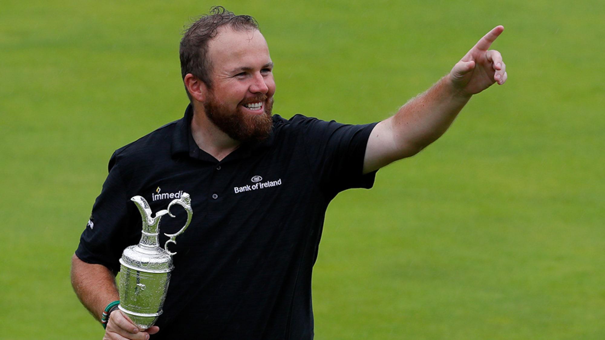 Sensation am British Open: 100-Kilo-Mann stellt Golfstars in den Schatten