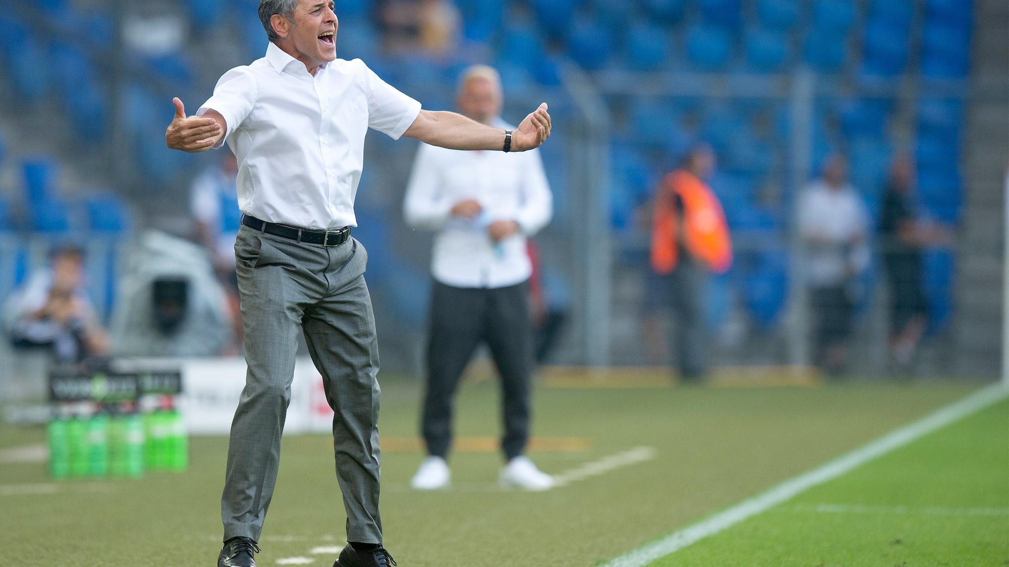 FCB-Koller brennt auf Duell mit Eindhoven: «Bin so heiss wie das Wetter draussen!»