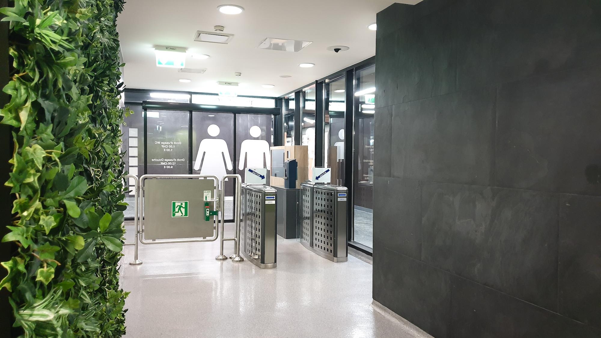 SBB-Toiletten-Projekt an Bahnhöfen: GA-Besitzer sollen künftig gratis aufs WC dürfen