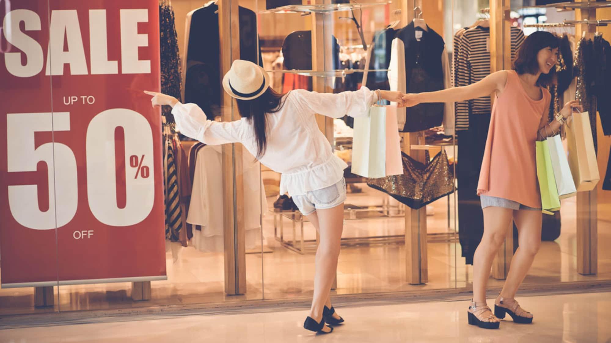 Wie man der Kleider-Kaufwut widersteht: Tipps fürs schlaue Kleiderkaufen