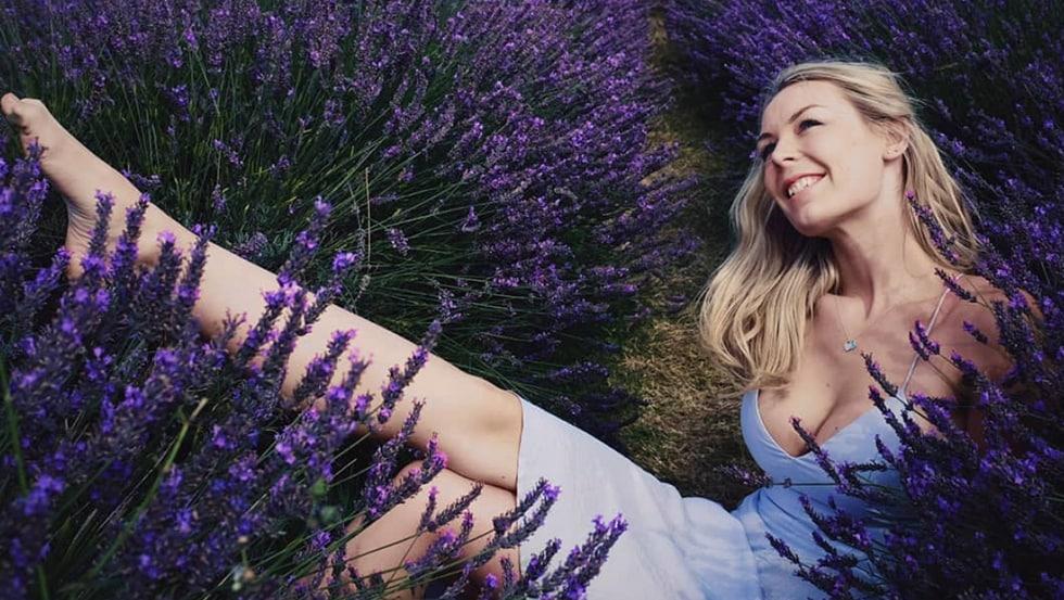 Frankreich: Influencer zerstören Lavendelfelder